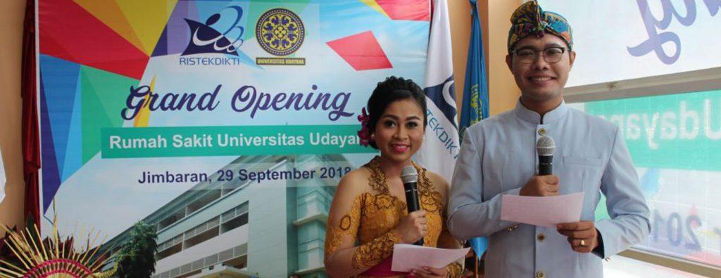 Grand Opening Rumah Sakit Universitas Udayana 12