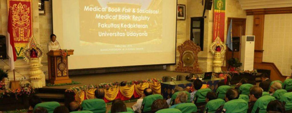 Medical Book Fair & Sosialisasi Medical Book Registry