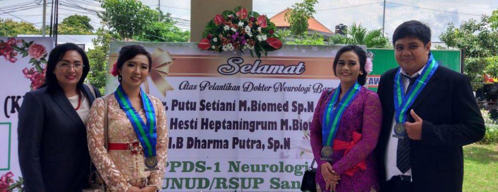 Pelantikan Dokter Spesialis Baru Maret 2019