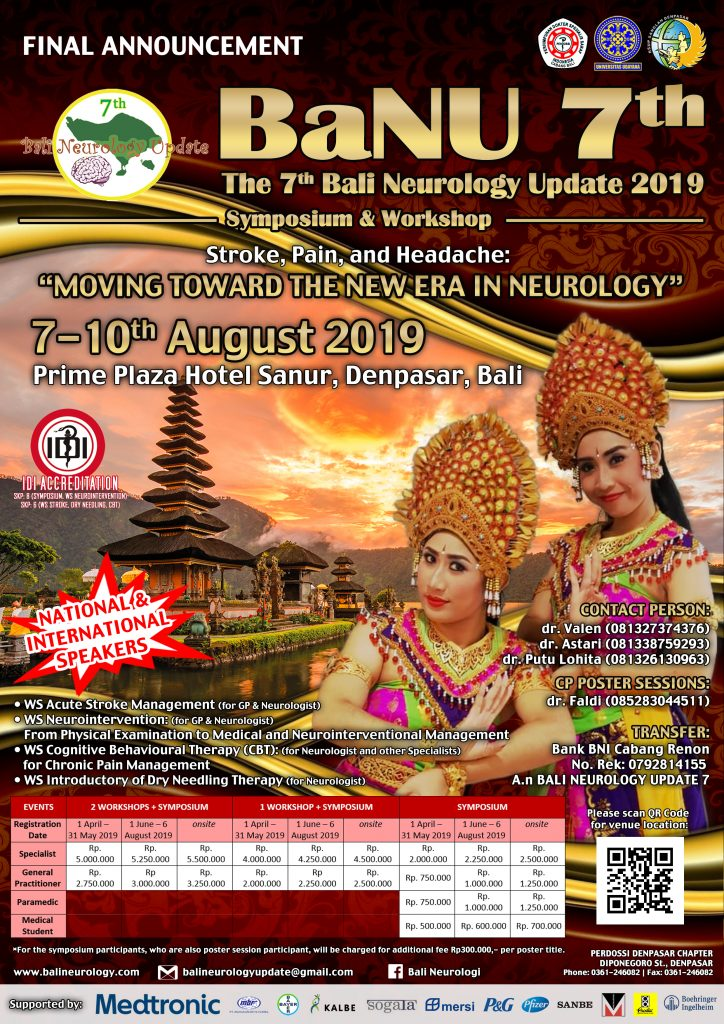 Bali Neurology Update 21