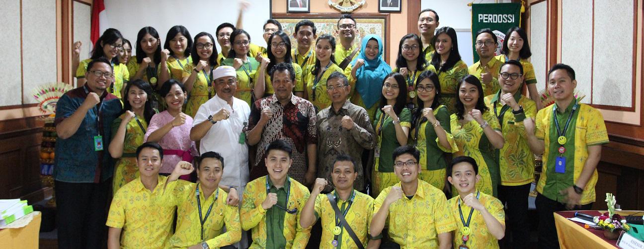 Pelaksanaan Akreditasi LAM-PTKes Prodi Neurologi FK Unud/RSUP Sanglah