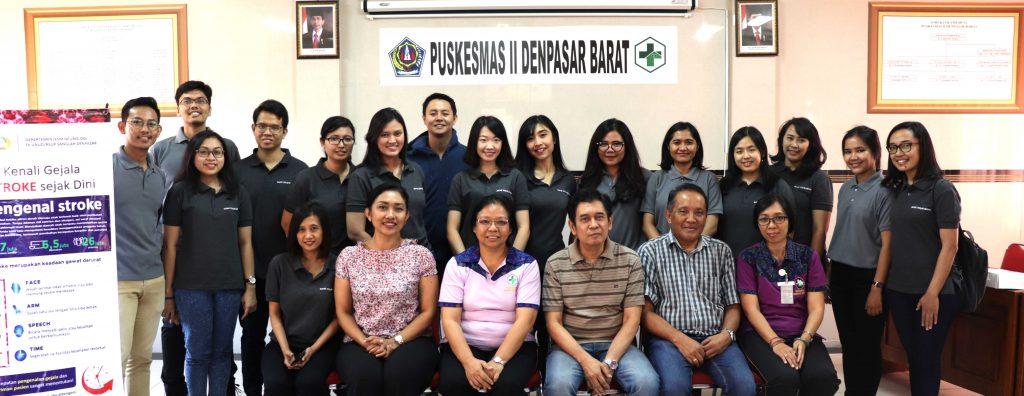 Pengabdian Masyarakat: Pengenalan Dini Stroke Pre-Hospital
