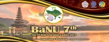 Pelaksanaan Bali Neurology Update (BaNU) 7th 1