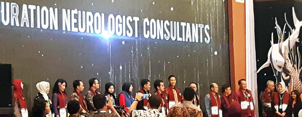 Pengukuhan Gelar Konsultan Baru Staf Neurologi Udayana
