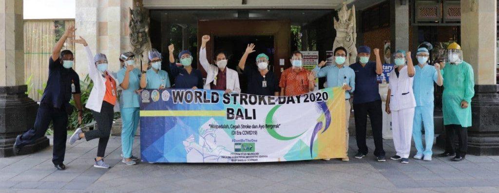 Perayaan World Stroke Day 2020 #JoinTheMovement 6