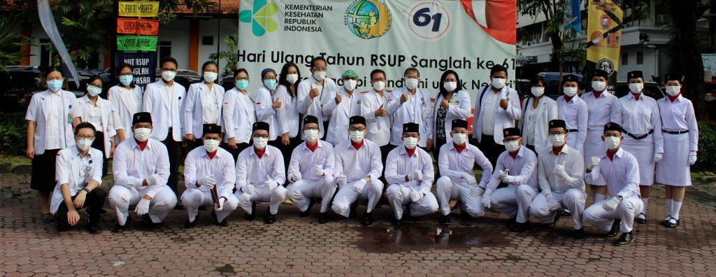 """Perayaan HUT RSUP Sanglah ke-61: """"Sinergi Hadapi Pandemi untuk Negeri"""" 19"""