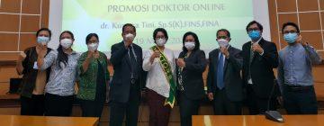 Ujian Terbuka Program Doktor dr. Kumara Tini, Sp.S (K), FINS, FINA 5